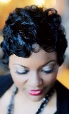 finger waves for african americans finger waves hair relaxed weaved wigs black african