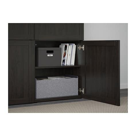 ikea besta storage combination with doors best 197 storage combination with doors hanviken black brown