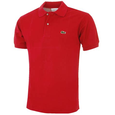 Polo T Shirt Lacouste 8 lacoste 2017 mens classic cotton l1212 sleeve polo