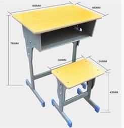 Desk Chair Size School Desk Student Classroom Standard Size School Desk And Chair Buy School Desk
