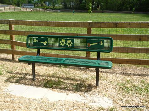 dog park benches benches max play fitmax play fit
