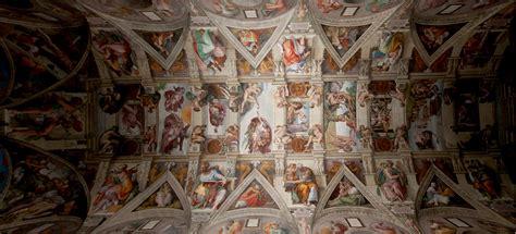 decke der sixtinischen kapelle sixtinische kapelle in neuem licht elektro net
