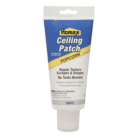 homax 7 5 oz popcorn ceiling patch 5225 06 the home depot