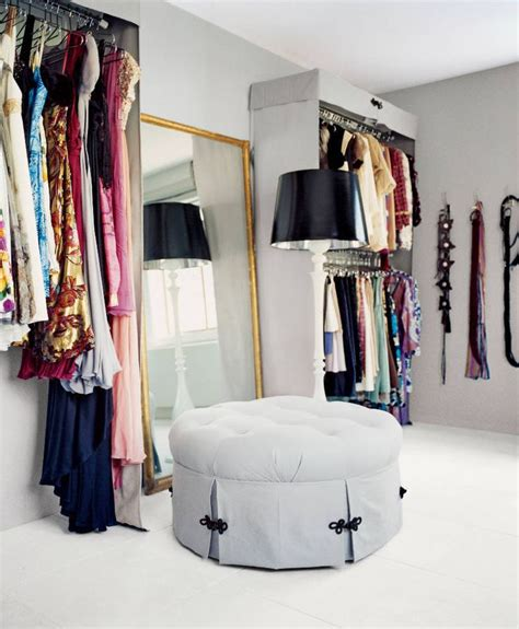 spare room closet turn a spare room into a glam dressing room