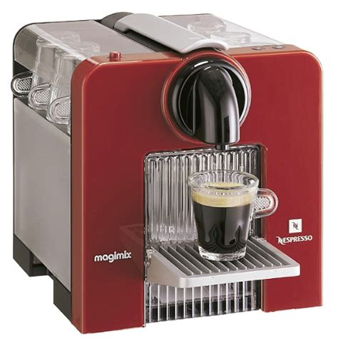 magimix le cube m220 red nespresso review compare prices buy online