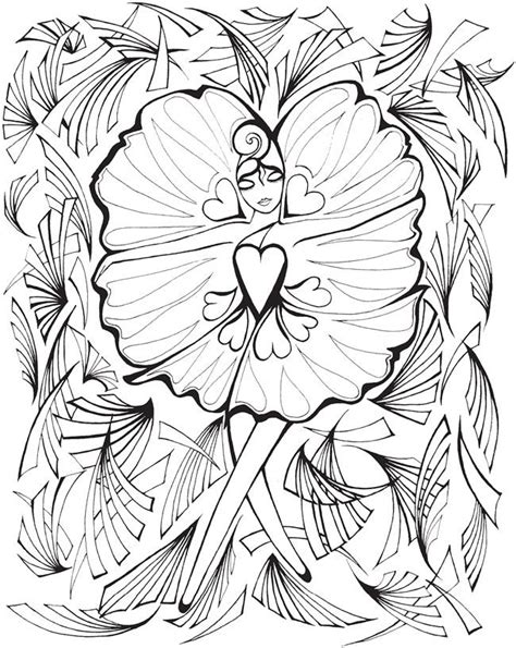 coloring pages for adults faces creative coloring book fanciful faces sketch