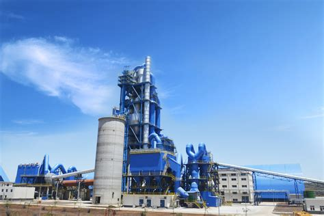 cement factory turnkey project hengyuan international engineering group