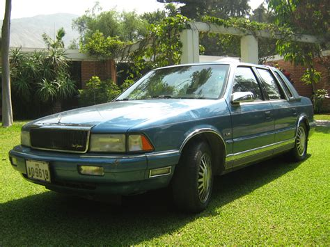 93 chrysler new yorker chrysler new yorker