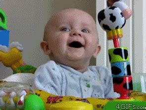 Etrade Baby Meme - shocked baby is shocked gifs find share on giphy