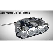 LEGO MOC 2627 Jagdpanzer 38T Hetzer RC Technic 2015