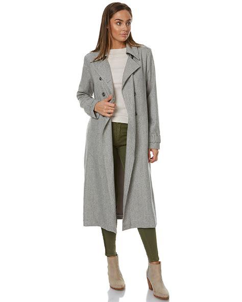 the fifth label rendezous womens coat light grey