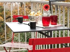 Table De Balcon Rabattable Ikea