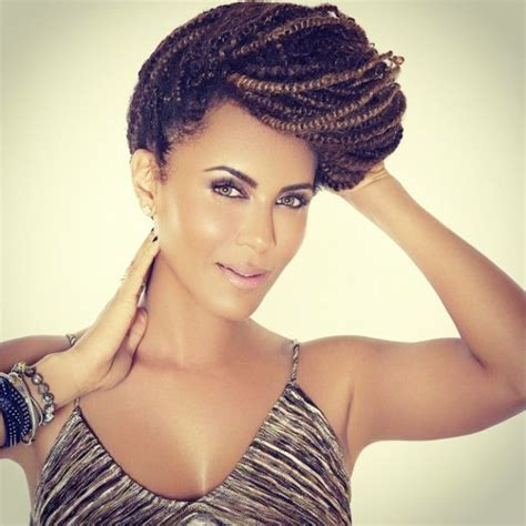 nicole ari parker cornrow hairstyle 138 best dope braid hairstyles images on pinterest