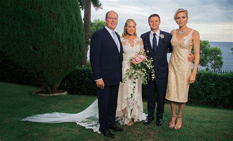 hochzeitskleid charlene von monaco princess charlene attends the wedding of her brother