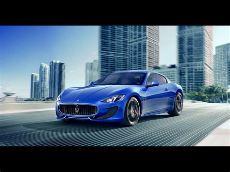 maserati granturismo sport wallpaper 2012 maserati granturismo sport right angle speed