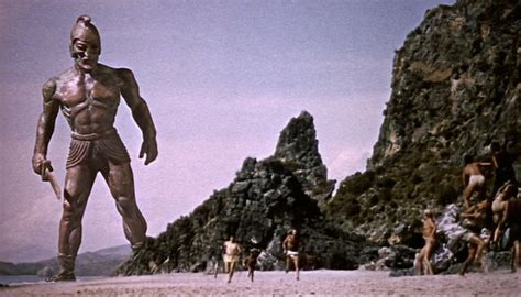 The Argonauts jason and the argonauts 1963 breathing dimetrodon