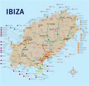 Ibiza Spain Map by Map Of Ibiza Clubs Related Keywords Amp Suggestions Map Of