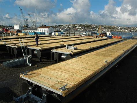 houseboat construction wandsworth houseboat pontoons marine design construction