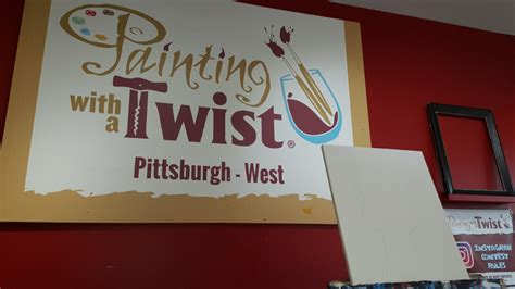 Pmb Rocks Painting With A Twist Pittsburgh