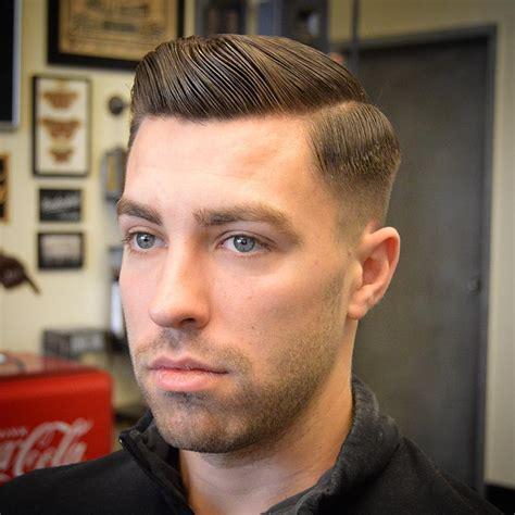 gentlemanly hairstyles for short hair the gentleman haircut haircuts models ideas
