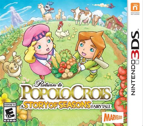 review return to popolocrois a story of seasons tale gamer
