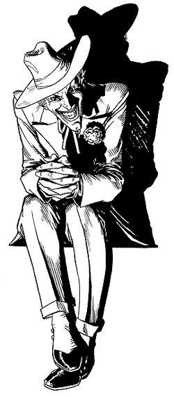 desenho macabros mundo dos desenhos coringas macabros