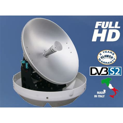 rhea satellite tv antenna 47cm 1 output hd dvb s2 glomex store