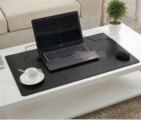 Laptop Mat For Desk Aliexpress Buy W405 Eco Friendly Soft Rubber Resin Large Office Writing Desk Mouse