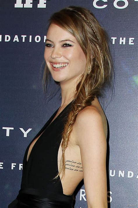 behati prinsloo tattoo inked models seven supermodels you didn t had