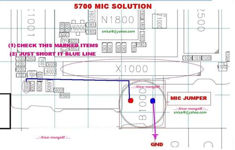 tips and solution nokia 5700 mic problem solution ways