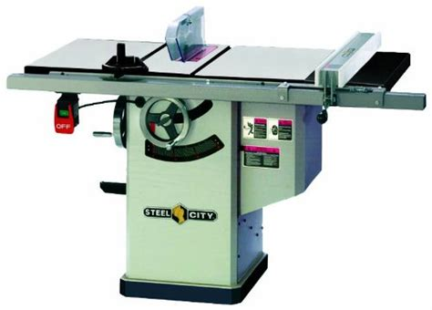 Table Saw Grand Sales Steel City Tool Works 35915 3hp 10