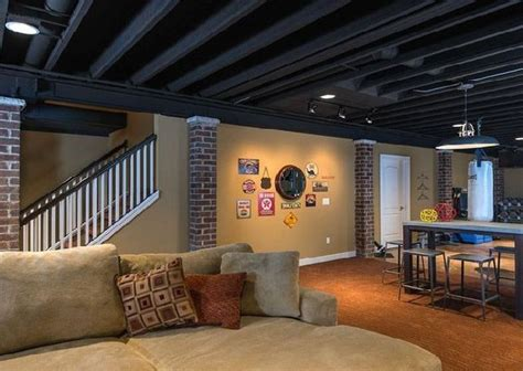 20 budget friendly but cool basement ideas budget