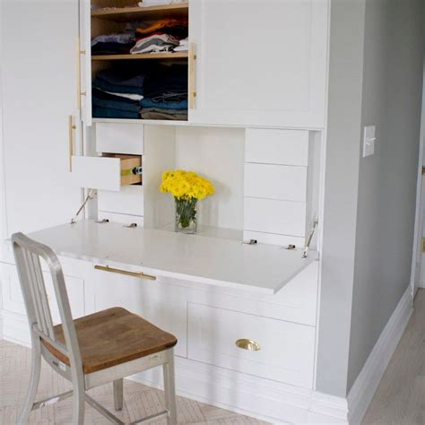 fold down desk best 25 fold down desk ideas on pinterest fold down