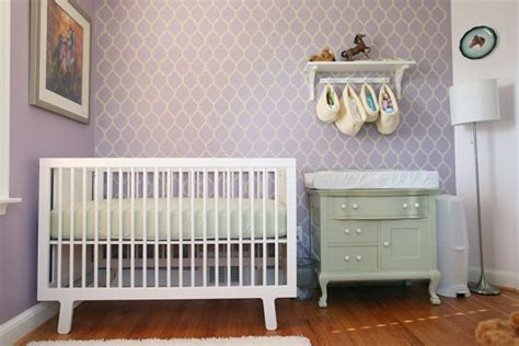 Purple And Green Nursery Decor Beautiful Charming Lavender Nurseries Ideas Inspiration