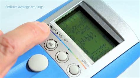 color spectrophotometer portable spectrophotometers color meters qualitest