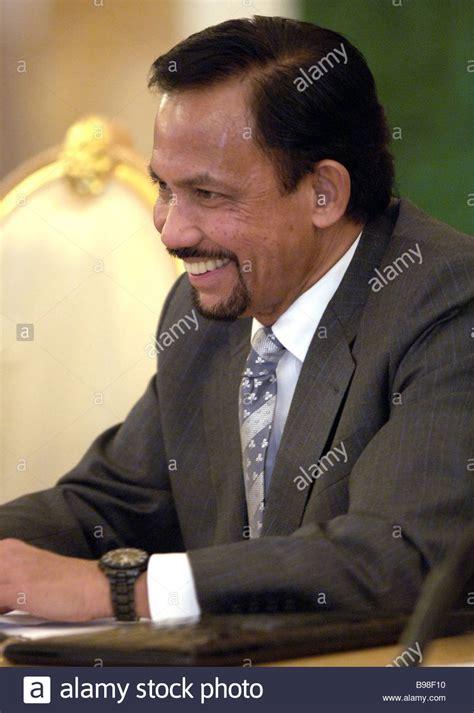 sultan hassanal bolkiah brunei sultan hassanal bolkiah stock photos brunei