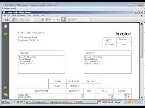 anytime docs  invoices  invoice batch