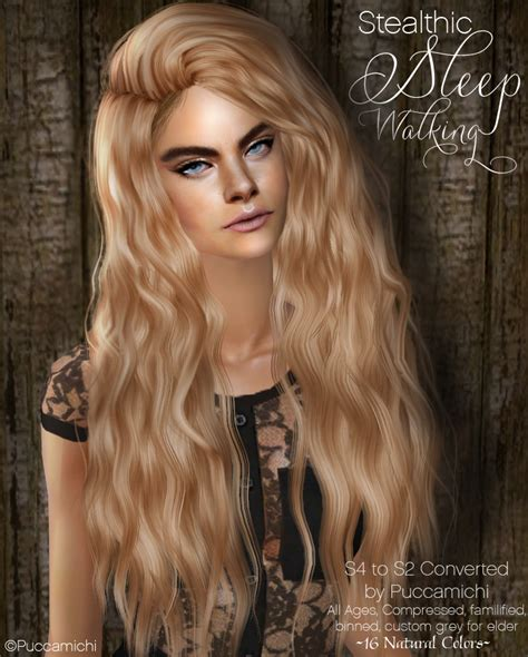 download hairstyles for sims 2 the sims 2 finds puccamichi stealthic sleepwalking