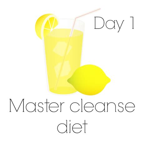 10 Day Master Cleanse Detox Diet by Day 1 Of 10 14 Monday 28 03 2012 Kadenyi Yimbiha