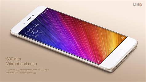 xiaomi mi5s 5 15 4gb 128gb snapdragon 821 cpu shop xiaomi