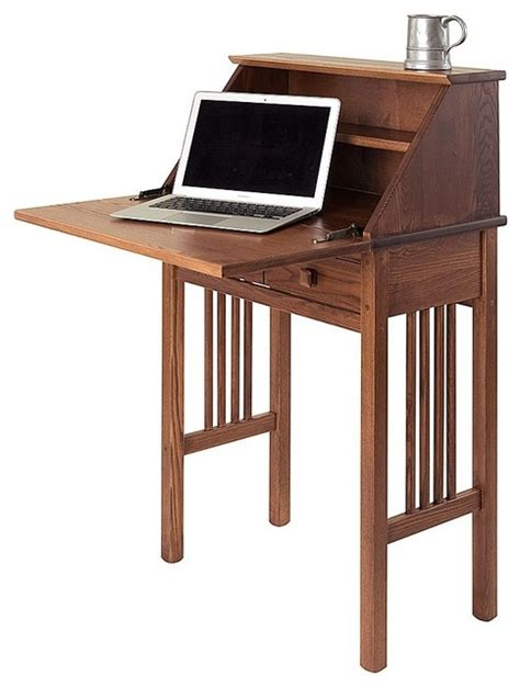 Home Office Desk Manchester Mission Desk By Manchester Wood Contemporary