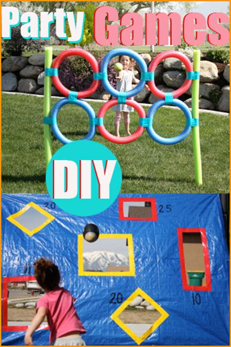 party tips diy party games paige s party ideas