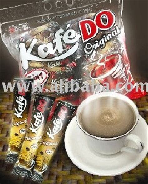 Indocafe Coffeemix 3in1 Instant Coffee 20gr Instant Coffeemix 3in1 Kafedo Original Products Indonesia