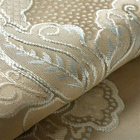 luxury floral jacquard and embroidery living room or jacquard luxury curtains blackout for bedroom blinds