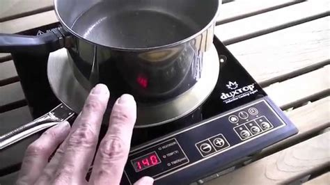 rv cooktop rv induction cooktop