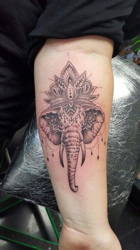 tribal elephant tattoo designs best 25 elephant design ideas on