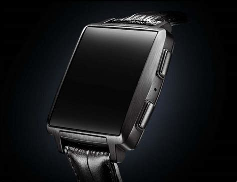 Smartwatch Omate X omate x smartwatch push notifications from ios and