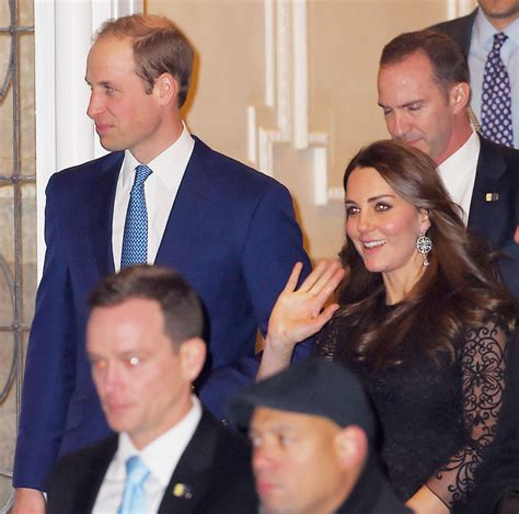 william and kate news prince william and duchess kate step out for dinner as