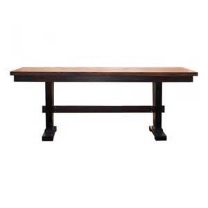 Trestle Dining Room Table Sonate Trestle Table