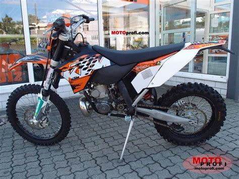 2008 Ktm 250 Xcf Enduro Motorcycles With Pictures Page 29